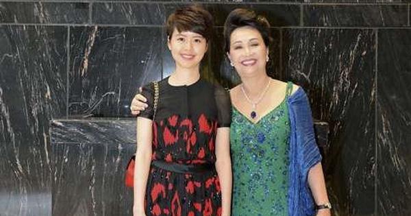 Hai ái nữ kín tiếng của gia tộc sở hữu Thuận Kiều Plaza