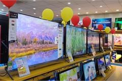 Sáu mẫu tivi đáng mua giảm giá 'sốc' nhân đại lễ 2/9, có mẫu 'bay' 50% rẻ khó tin