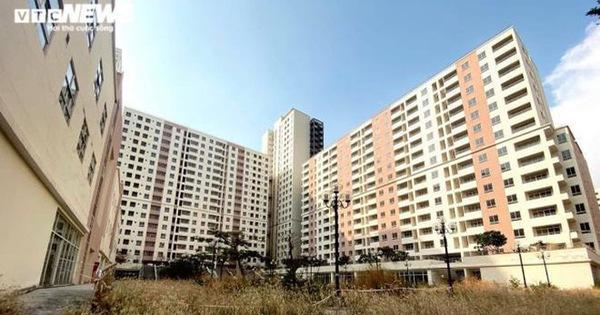 Cảnh u ám của 3.790 căn hộ tái định cư nằm 'chết' giữa Sài Gòn
