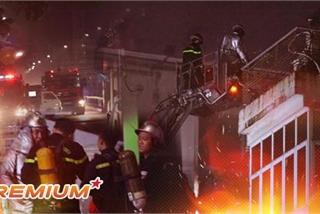 Chết cháy trong nhà ống