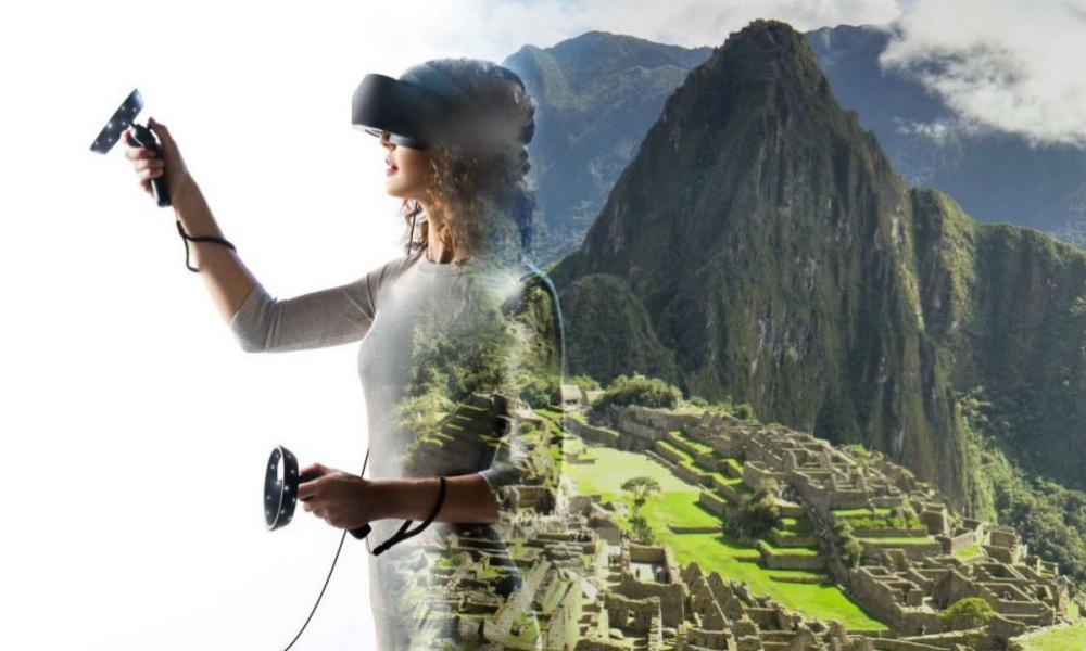 Du lịch ảo đi trước một bước du lịch thật-1