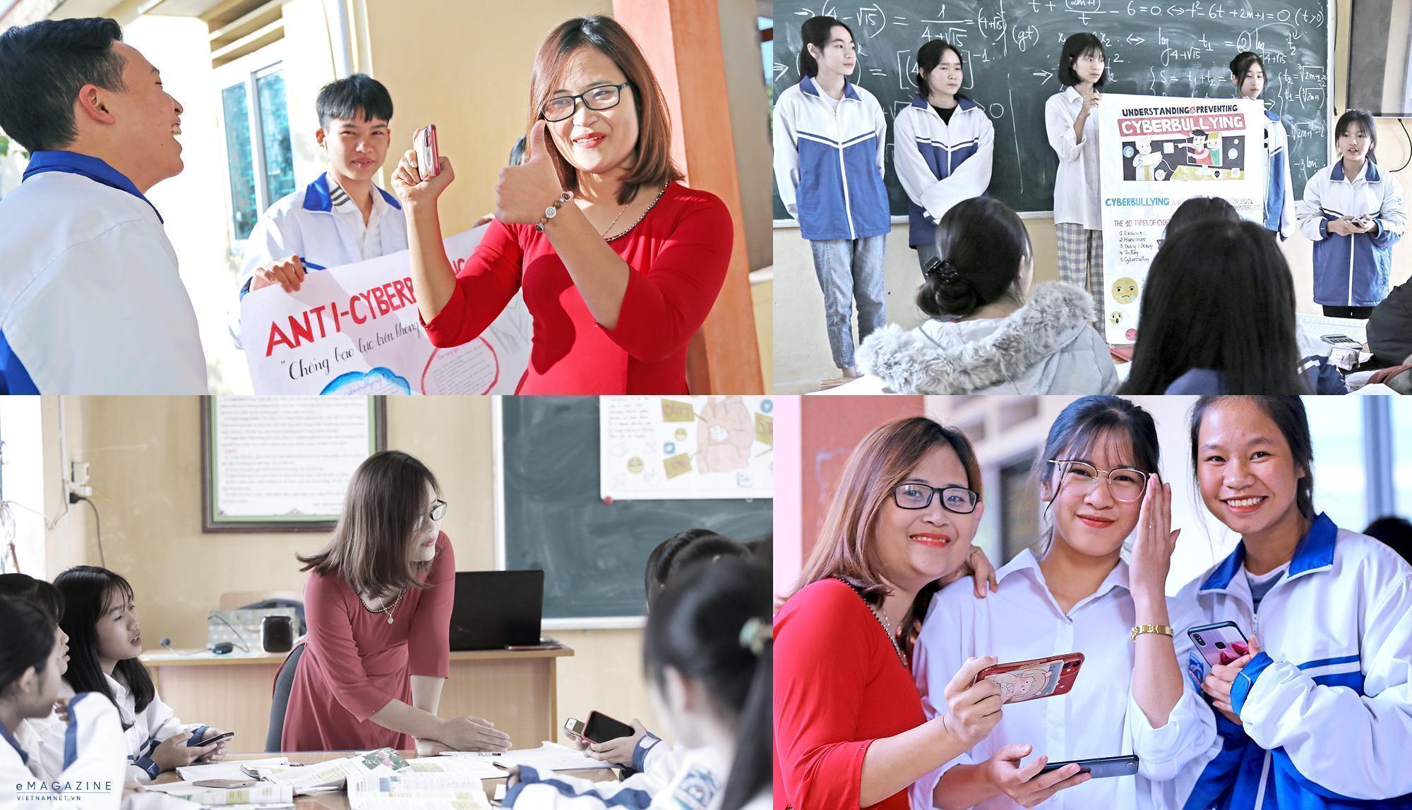 Lớp học từ góc xóm kết nối cả thế giới-2