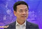 Bộ trưởng Nguyễn Mạnh Hùng nói về cách mạng 4.0