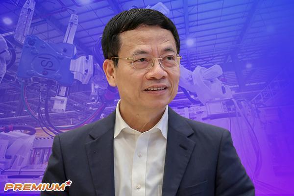 Bộ trưởng Nguyễn Mạnh Hùng nói về cách mạng 4.0-1