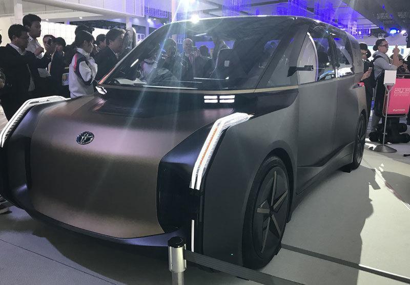 Công nghệ pin quyết định cuộc đua ô tô điện-1