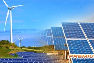 Renewable power projects built to sell to foreign investors