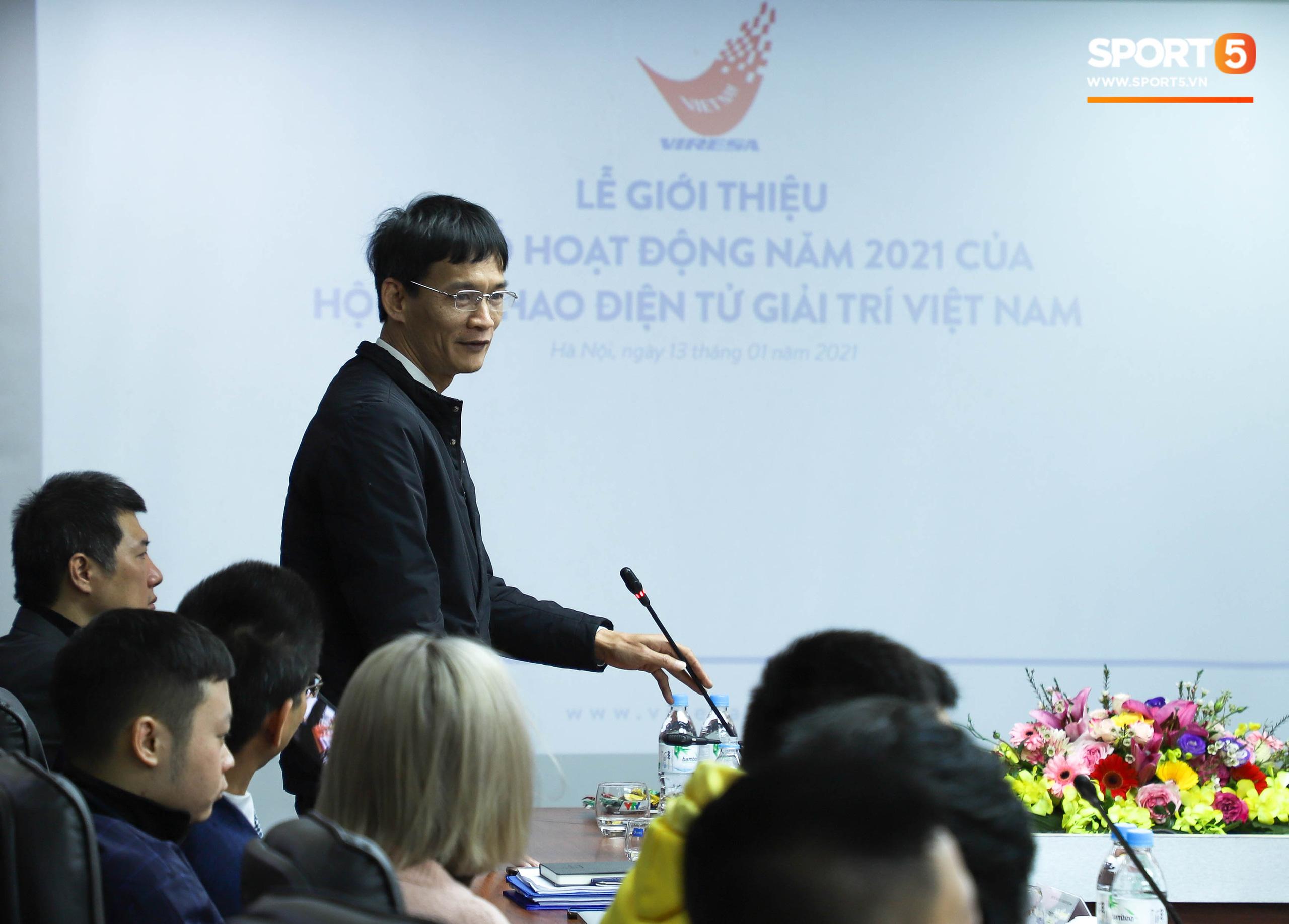 Việt Nam sắp có giải Esports vô địch quốc gia, số lượng bộ môn được cân nhắc đem vào thi đấu gây bất ngờ lớn - Ảnh 1.