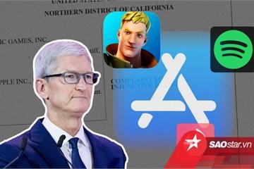 Cựu nhân viên tố cáo Apple 'dìm hàng' đối thủ, ưu tiên 'con cưng' của mình