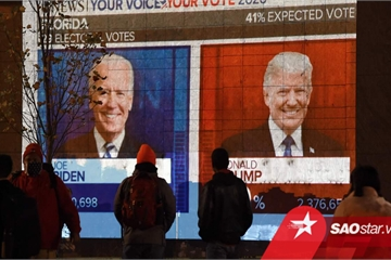 Hàng nghìn người bị lừa xem kết quả bầu cử Tổng thống Mỹ giả mạo trên YouTube
