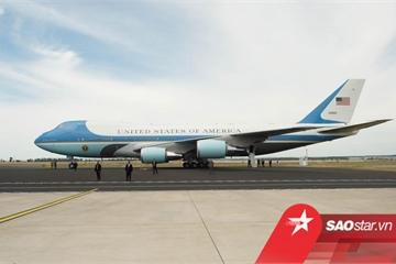 Những phương tiện di chuyển đẳng cấp và xịn xò của Tổng thống Mỹ