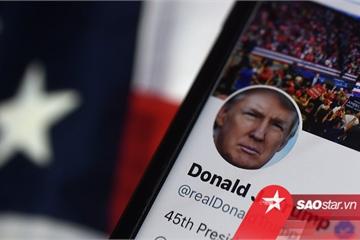 Ông Donald Trump có thể bị xoá tài khoản Twitter nếu thua cuộc bầu cử Tổng thống Mỹ