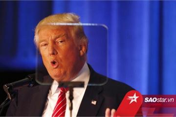 Đây là thứ giúp ông Donald Trump luôn diễn thuyết trơn tru trên sân khấu