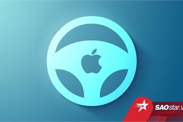 Reuters: Apple sản xuất xe điện vào năm 2024 với công nghệ pin xuất sắc