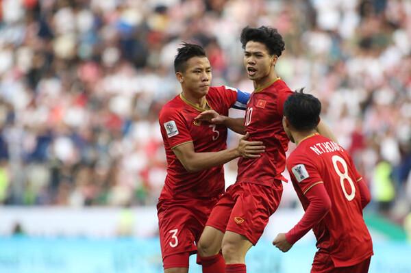 Chiến thắng nghẹt thở trước Jordan, Việt Nam tiếptuc lọt top tìm kiếm Naver