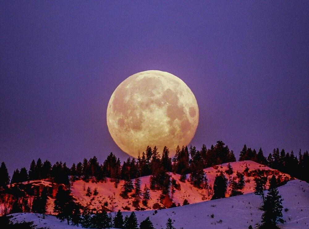Hiện tượng thiên văn 'Trăng băng giá' và 'Nguyệt thực nửa tối' sẽ xuất hiện vào 30/11 Ảnh 2