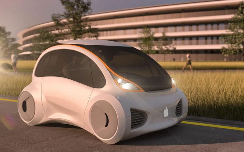 Apple Car mà nhiều người nhắc đến có thể không như bạn nghĩ Ảnh 4