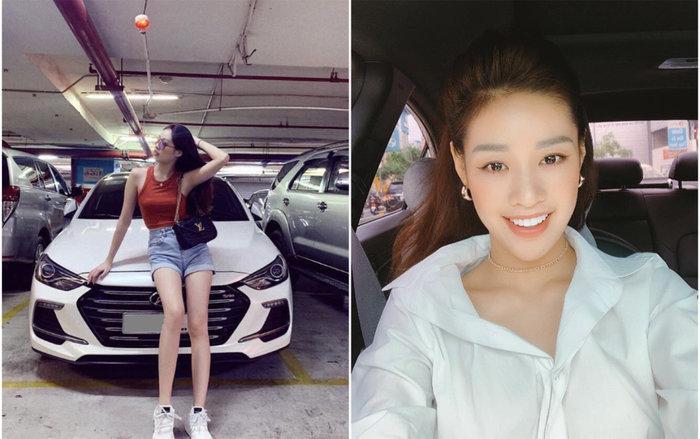 Thông qua những hình ảnh đời thường mà tân Hoa hậu Hoàn vũ Việt Nam 2019 thường xuyên cập nhật trên trang cá nhân, cộng đồng mạng không khỏi xuýt xoa khi biết Khánh Vân có cuộc sống khá sang chảnh. (Ảnh:Tổng hợp Facebook)