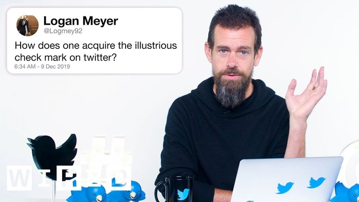 CEo Twitter Jack Dorsey. (Ảnh: WIRED)