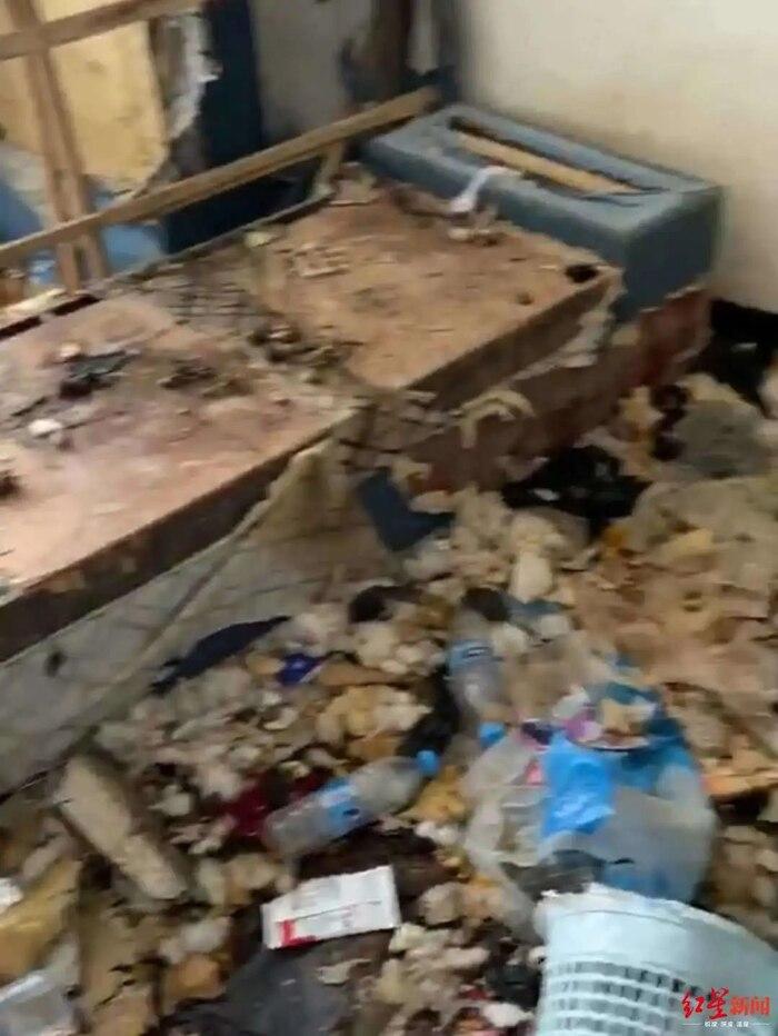 Cho gái xinh thuê nhà, chủ nhà ngã ngửa khi nhận lại phòng không khác gì bãi rác ảnh 2
