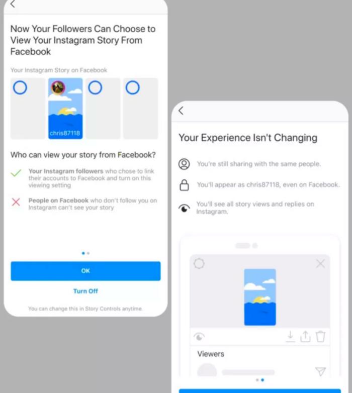 Facebook thử nghiệm cho phép xem Stories Instagram ngay trên Facebook Ảnh 1