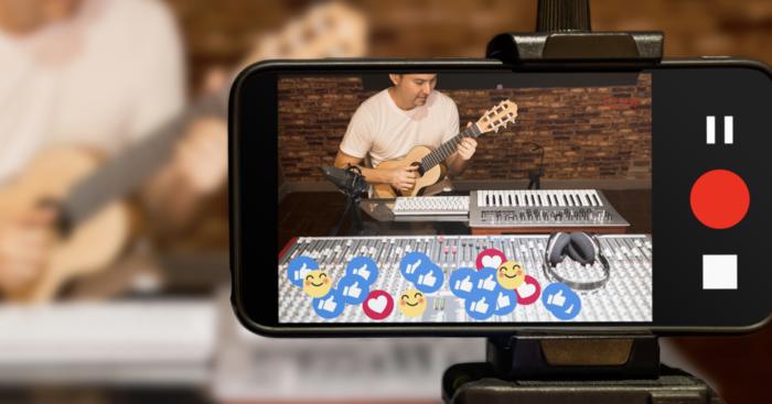 Từ 1/10, Facebook sẽ xóa tài khoản nghệ sĩ phát trực tiếp buổi ca nhạc nếu không đáp ứng đủ điều kiện Ảnh 4