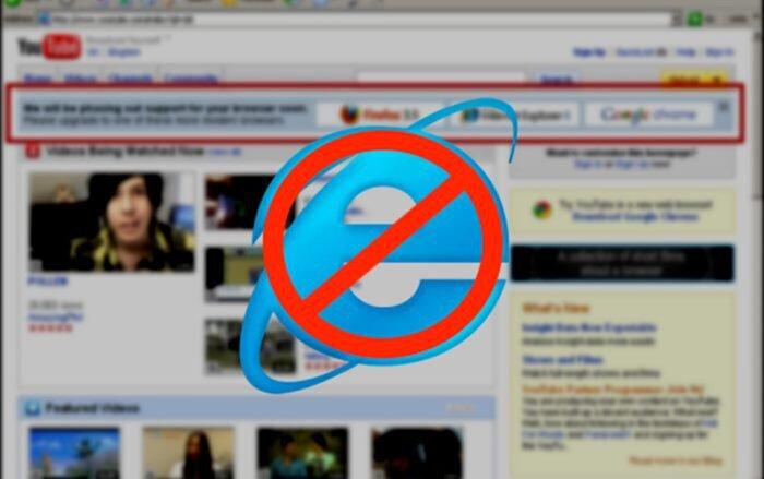 YouTube đã dùng 'mưu hèn, kế bẩn' giết chết trình duyệt Internet Explorer như thế nào? Ảnh 4