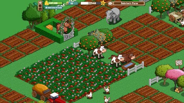 Trò chơi từng khiến người dùng Facebook tại VN mê mệt FarmVille sắp đóng cửa Ảnh 3