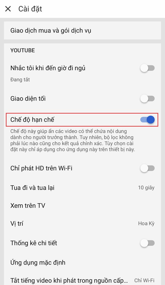 Những cách bảo vệ trẻ em khỏi video độc hại trên YouTube Ảnh 5