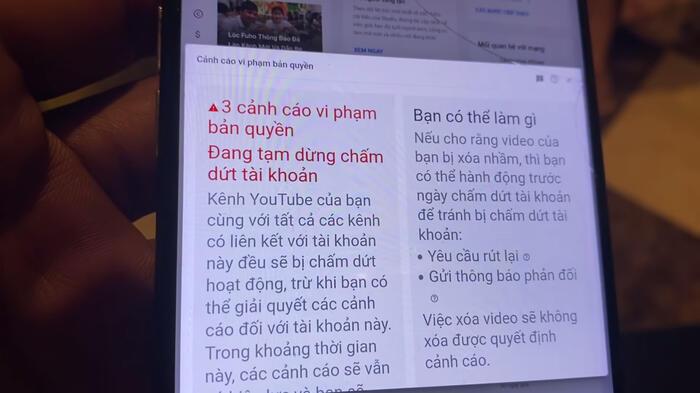 Kênh YouTube thu nhập trăm triệu của Lộc Fuho sắp bị xoá xổ vì lý do bất ngờ Ảnh 2