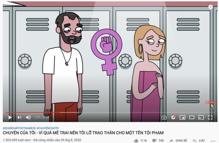 Xuất hiện kênh YouTube hoạt hình với nhiều nội dung không phù hợp trẻ em Ảnh 4