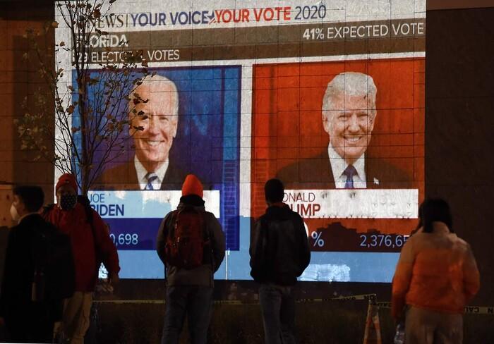 Hàng nghìn người bị lừa xem kết quả bầu cử Tổng thống Mỹ giả mạo trên YouTube Ảnh 3