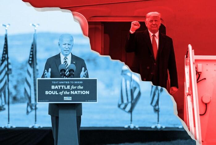 Hàng nghìn người bị lừa xem kết quả bầu cử Tổng thống Mỹ giả mạo trên YouTube Ảnh 1