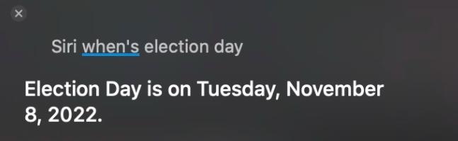 Apple sửa lỗi iPhone nhắc người dùng đi bầu cử Tổng thống Mỹ sai ngày Ảnh 1