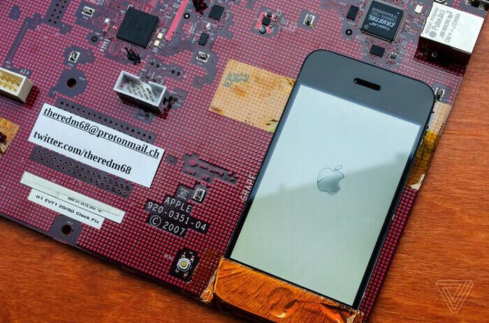 Chẳng ai ngờ những chiếc iPhone hào nhoáng lại có khởi đầu như thế này Ảnh 3