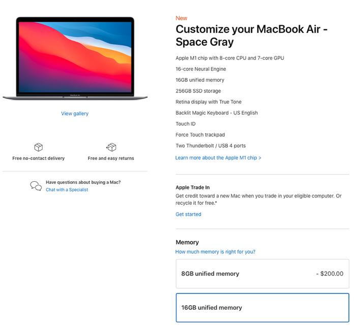 Tất cả máy Mac chạy chip M1 mới của Apple đều có một nhược điểm lớn Ảnh 5