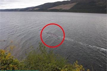 Bức ảnh mới, rõ ràng nhất từ trước đến nay chụp 'quái vật hồ Loch Ness'