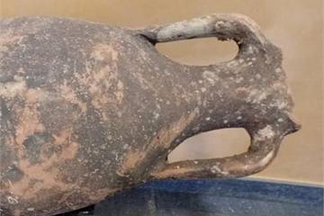 Đi câu cá, phát hiện lô cổ vật La Mã gần 2.000 năm tuổi
