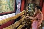 Lạc vào thế giới loại gỗ triệu USD của ông vua trầm đất Bắc