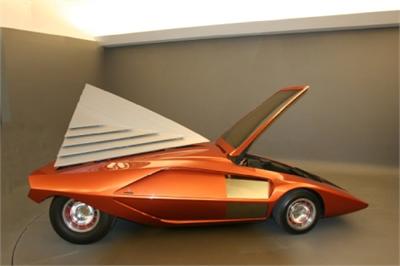 Những chiếc ô tô có thiết kế kỳ quặc nhất thế giới