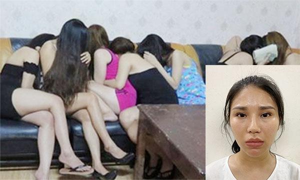 Đường dây bán dâm 500 USD núp sau những bữa tiệc sang trọng ở Hà Nội