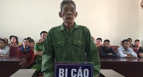30 tháng tù giam cho ông già Nghệ An dâm ô bé gái 7 tuổi