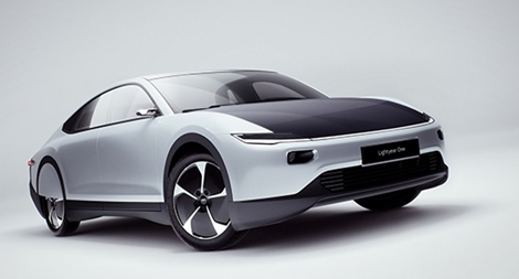 Ra mắt xe điện chạy bằng năng lượng mặt trời giá hơn 5 tỉ đồng