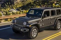 Jeep Wangler bị nghi ngờ về chất lượng khung gầm