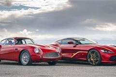 Cặp siêu xe mạ vàng giá hơn 200 tỉ không dễ để mua