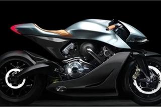 Phát sốt với siêu mô tô giá gần 2,8 tỷ đồng của Aston Martin