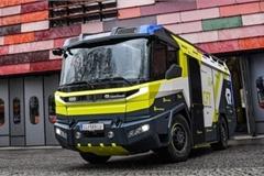 Khám phá mẫu xe cứu hỏa chạy điện giá 25,6 tỷ đồng