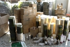Gần 1 tấn mỹ phẩm làm đẹp, chăm sóc da không rõ nguồn gốc xuất xứ