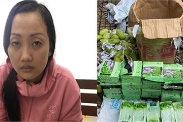 Bắt vụ vận chuyển 50kg ma túy từ biên giới về TP Hồ Chí Minh