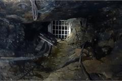 Cận cảnh hầm vàng Bồng Miêu, 'lãnh địa' của 'vàng tặc'