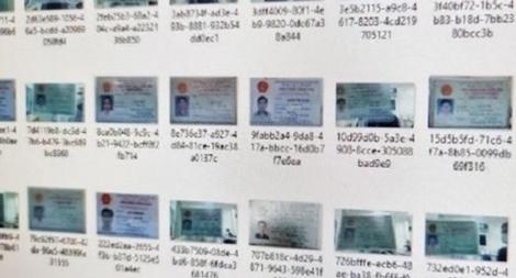 Điều tra thông tin hàng ngàn CMND bị rao bán trên diễn đàn hacker